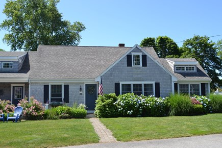 Falmouth Cape Cod vacation rental - Front Exterior
