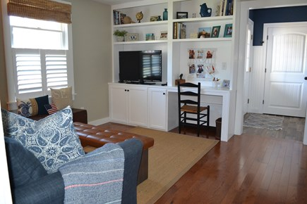 Falmouth Cape Cod vacation rental - Den/Office