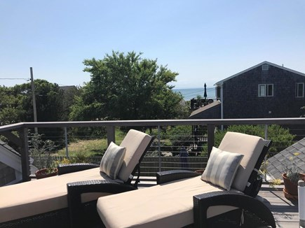Eastham Cape Cod vacation rental - Relax on the deck