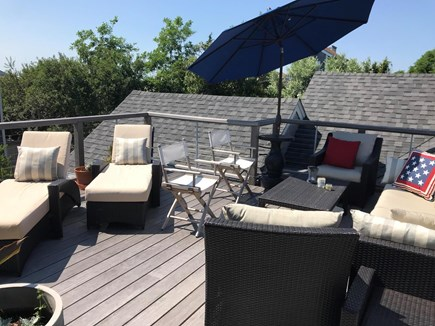 Eastham Cape Cod vacation rental - Fun to be had on the roof deck