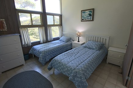 Truro Cape Cod vacation rental - Bedroom #3 with 2 Extra Long Twins.