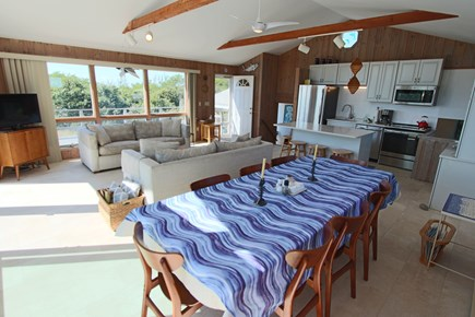 Truro Cape Cod vacation rental - Open Concept Living.