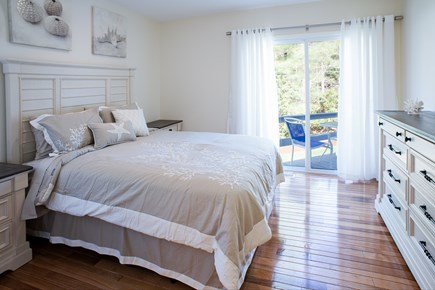 Brights Cove New Seabury New Seabury vacation rental - Master bedroom