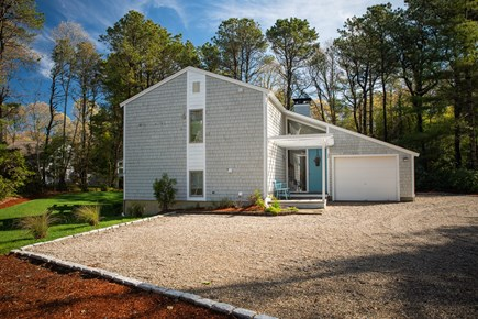 Brights Cove New Seabury New Seabury vacation rental - Oversized driveway