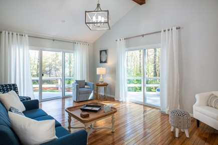 Brights Cove New Seabury New Seabury vacation rental - Living room