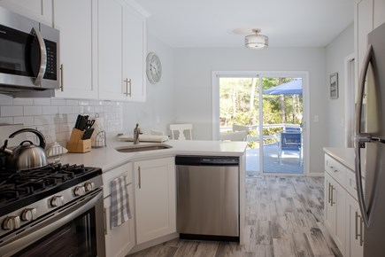 Brights Cove New Seabury New Seabury vacation rental - Eat-in kitchen