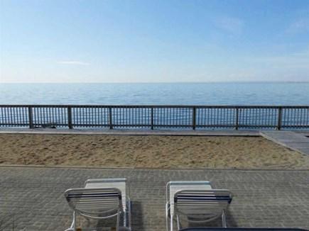 Truro Cape Cod vacation rental - Massive Deck