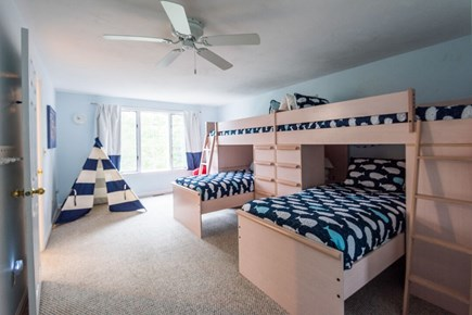 Brewster Cape Cod vacation rental - Kids room