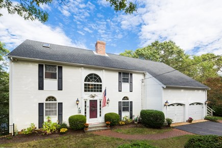 Brewster Cape Cod vacation rental - Front of the house