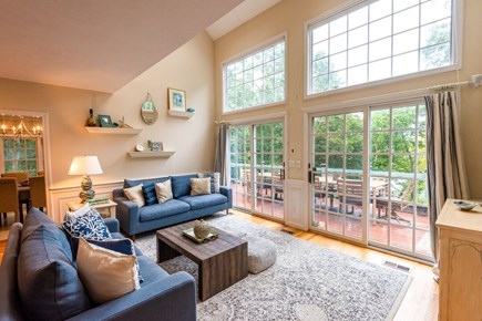 Brewster Cape Cod vacation rental - Great room