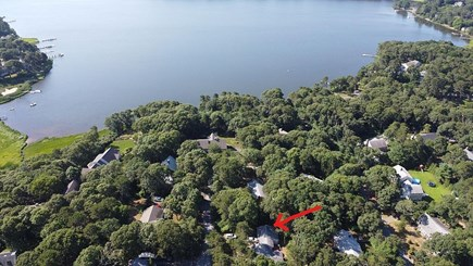 Yarmouth Port Cape Cod vacation rental - 300 feet to Follins Pond