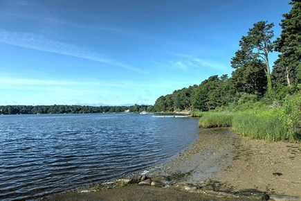 Yarmouth Port Cape Cod vacation rental - Steps to Follins Pond,  great for all water sports