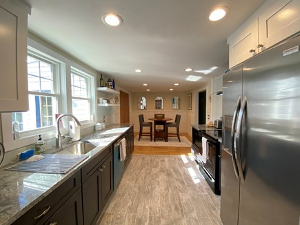 Yarmouth Port Cape Cod vacation rental - New Kitchen