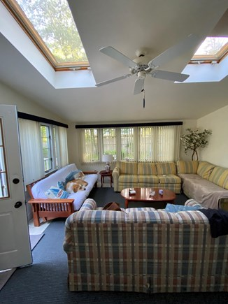 Yarmouth Port Cape Cod vacation rental - Extra space for additional guests with futon & convertible couch
