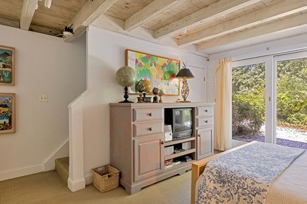 Truro Cape Cod vacation rental - Bedroom on Walk-out Lower Level