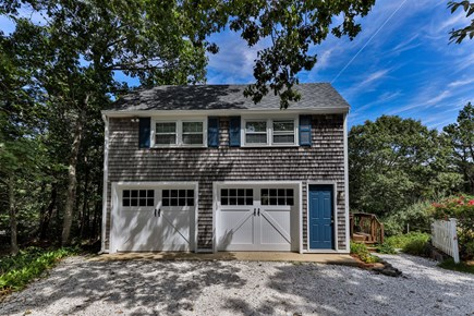 Truro Cape Cod vacation rental - Garage with Studio