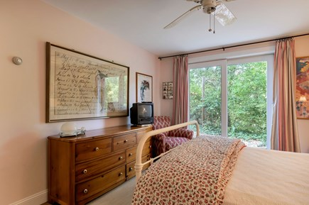 Truro Cape Cod vacation rental - Lower Level Bedroom Two