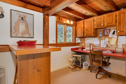 Truro Cape Cod vacation rental - Need to Work Remotely? Great Work Space