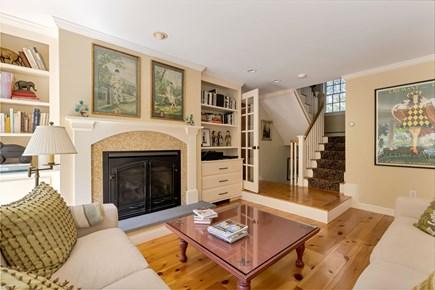 Truro Cape Cod vacation rental - Main Living Room