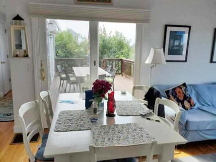 North Eastham Cape Cod vacation rental - Dining table