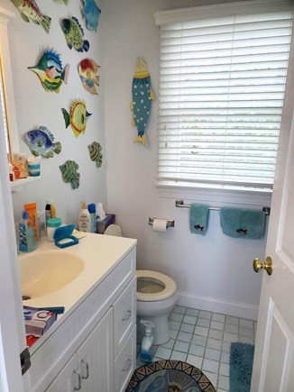 North Eastham Cape Cod vacation rental - Bathroom, with shower