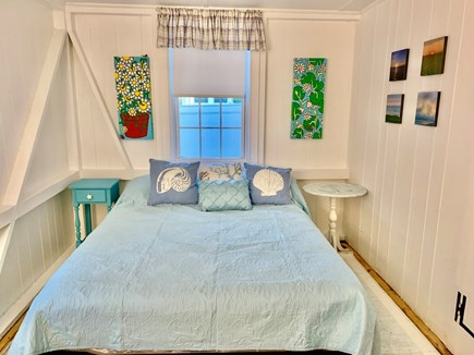 Brewster Cape Cod vacation rental - Brand new Queen bed and frame. New rugs, lights and furniture.