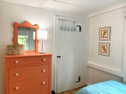 Brewster Cape Cod vacation rental - Twin bedroom. Big closet. New area rugs.