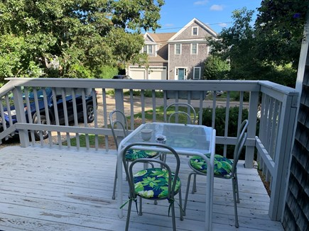 Brewster Cape Cod vacation rental - Porch will be re-finished and painted in May.