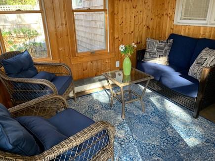 Brewster Cape Cod vacation rental - Cozy heated sun porch