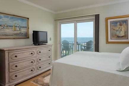 Harwich, Oceanfront Condo Cape Cod vacation rental - Bedroom 2 with ocean views