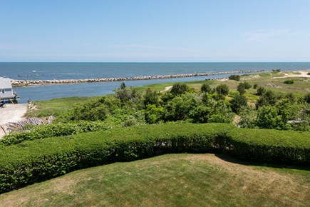 Harwich, Oceanfront Condo Cape Cod vacation rental - More views of Nantucket Sound