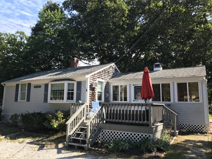 Brewster Cape Cod vacation rental - Front of Sea Cove Cottage