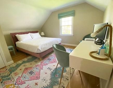 Harwich Cape Cod vacation rental - Second-floor bedroom / office area