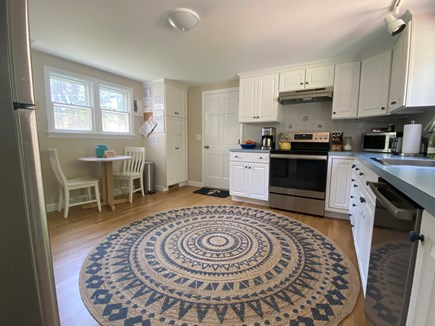 Harwich Cape Cod vacation rental - All new appliances, fully equipped kitchen with eat-in area