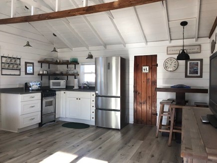 Dennis Port-Chases Ocean Grove Cape Cod vacation rental - Open main living area, renovated kitchen