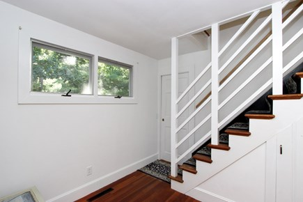 Brewster Cape Cod vacation rental - Stairway to 2nd Floor