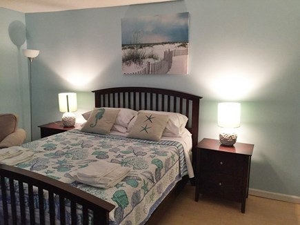 Brewster, Ocean Edge Cape Cod vacation rental - Master Bedroom with Queen sized bed