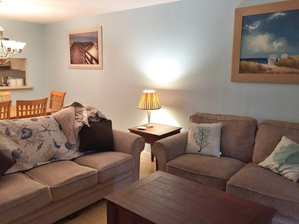 Brewster, Ocean Edge Cape Cod vacation rental - Third view of Living Room
