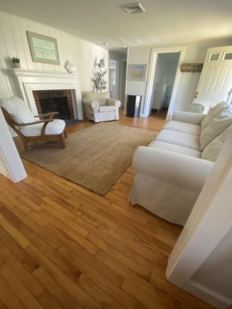Harwichport Cape Cod vacation rental - Additional living room