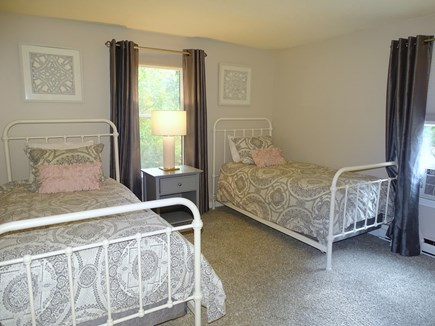 Eastham Cape Cod vacation rental - Main floor twin bedroom -- with closet and dresser