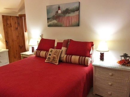 Harwich Port Cape Cod vacation rental - Second Master with King Bed