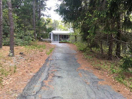 Harwich Port Cape Cod vacation rental - High on the hill 1-4 acres.Only glimpses of neigboring houses.