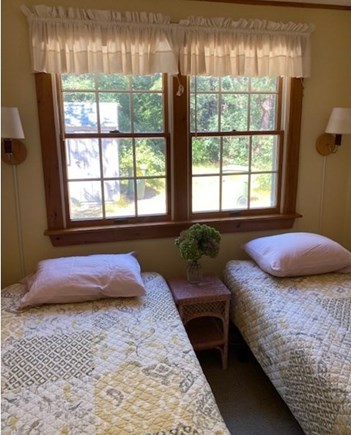 Eastham, Campground - 3964 Cape Cod vacation rental - Bedroom 3 with Twins