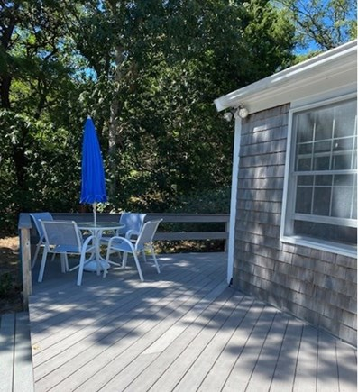 Eastham, Campground - 3964 Cape Cod vacation rental - Deck