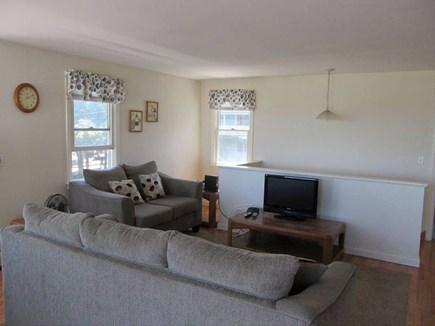 Brewster, Pineland Park Cape Cod vacation rental - 2d floor living area