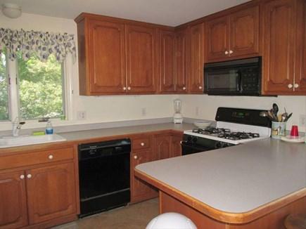 Brewster, Pineland Park Cape Cod vacation rental - 2d floor kitchen