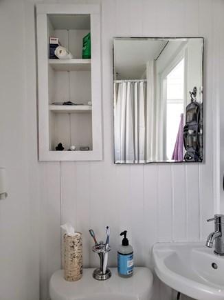 North Truro Cape Cod vacation rental - Bathroom