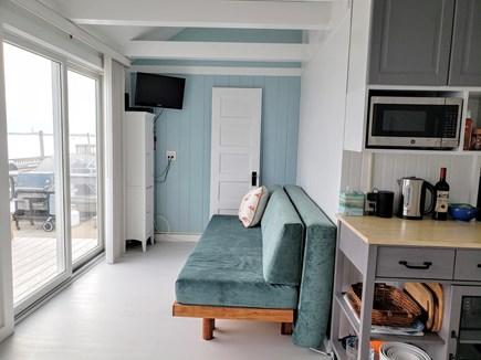 North Truro Cape Cod vacation rental - New living room!