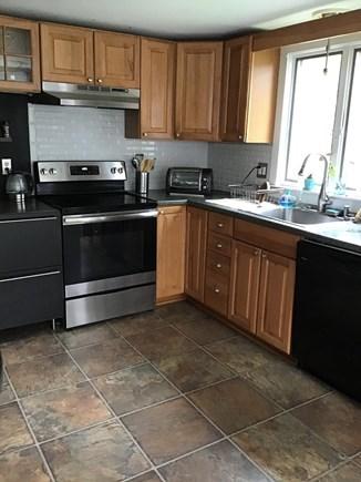Harwich Cape Cod vacation rental - Spacious fully equipped kitchen