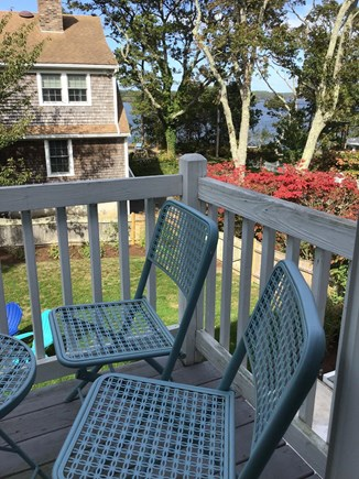 Harwich Cape Cod vacation rental - Beautiful view of the garden and Long Pond